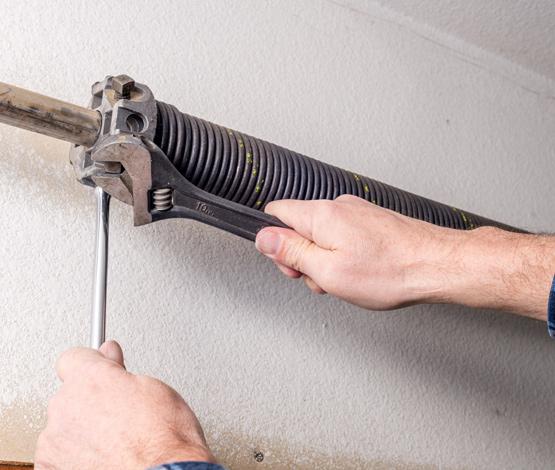 garage door spring repairs