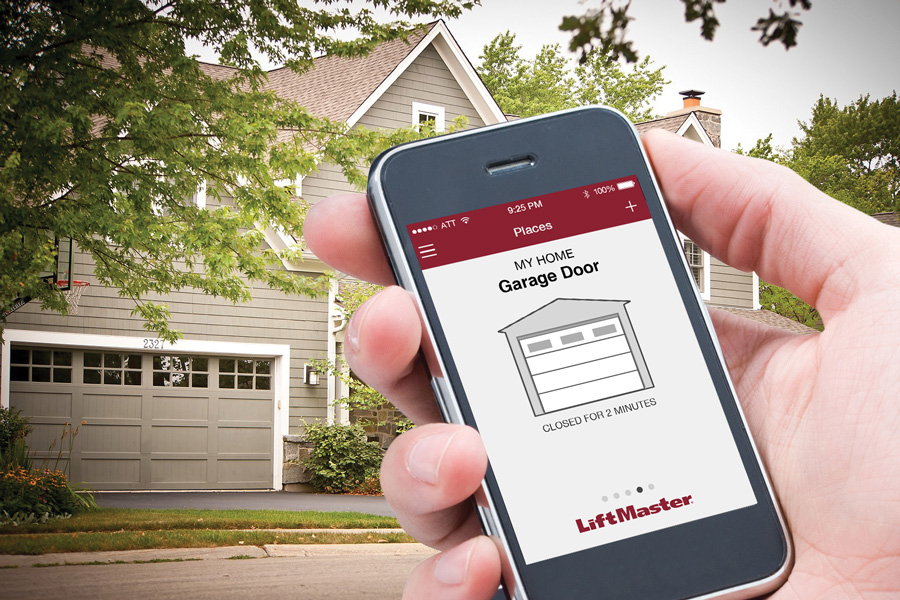 liftmaster smartphone app
